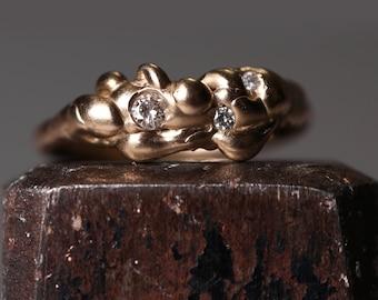 Asco - Moissanite ring