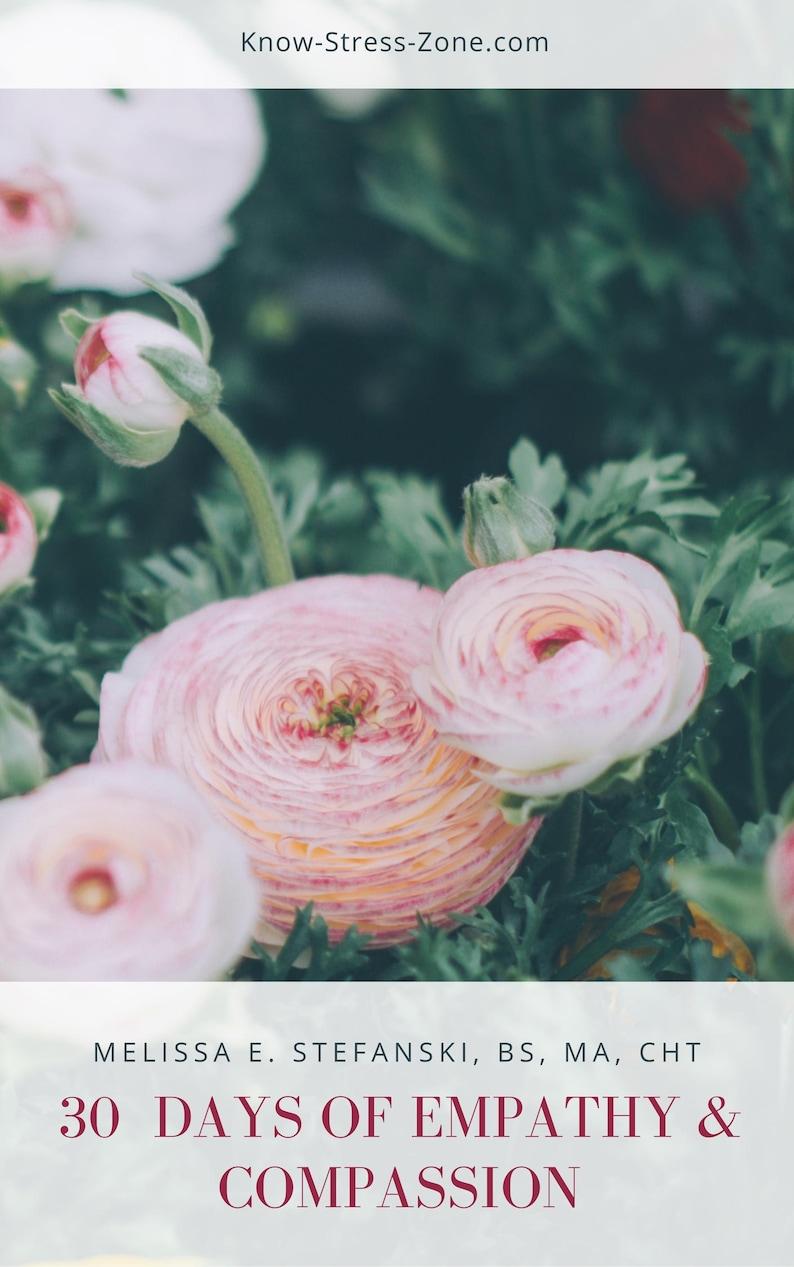 Self Help Workbook: 30 Days of Empathy & Compassion