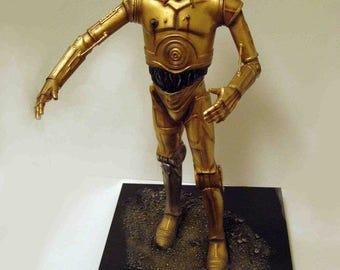 STAR WARS - C3P0  - 50cm statue