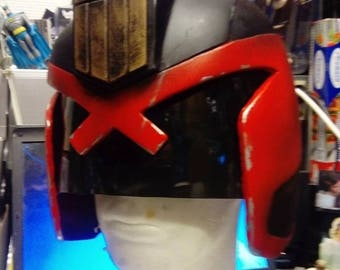 JUDGE DREDD - Helmet replica