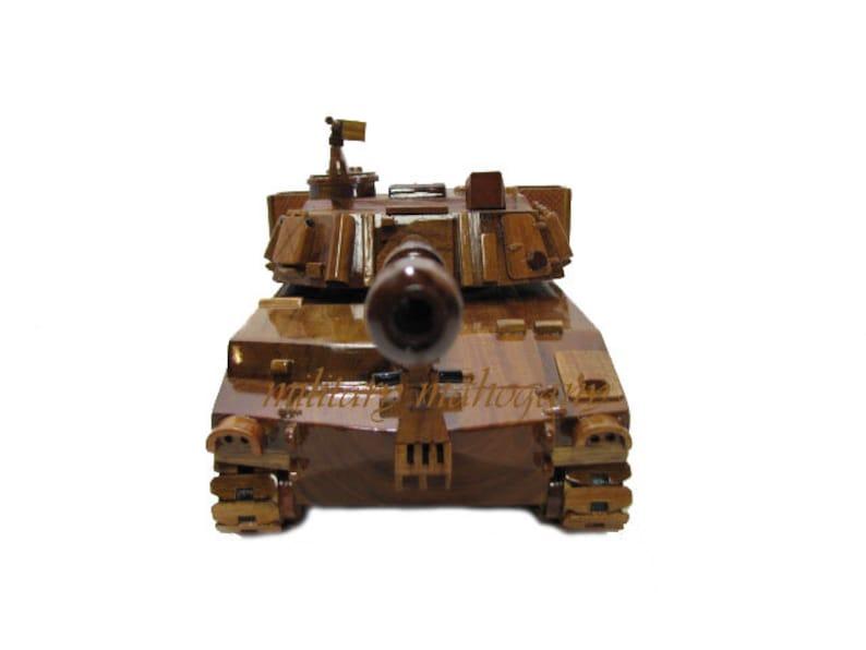 M109 M109A6 Paladin Howitzer Tank Field Artillery Mahogany   Etsy