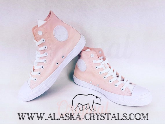 f8aa41e915a2 Unisex Wedding Converse Custom Painted Shoes Converse