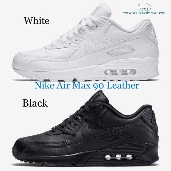 Custom Nike Wedding Shoes Air Max 90