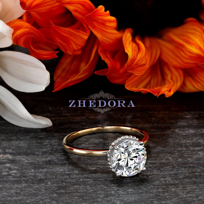 50: Gles Chagne Wedding Rings At Websimilar.org