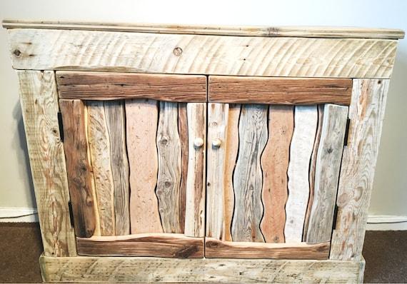 Driftwood Cabinet | Etsy