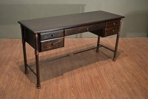 Meuble chaise bureau style industriel beau plan bureau bois