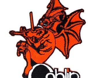 Goblin Embroidered patch Susperia Dario Argento