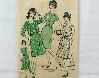 Woman - W425 - Three-way pattern - An entirely British production
