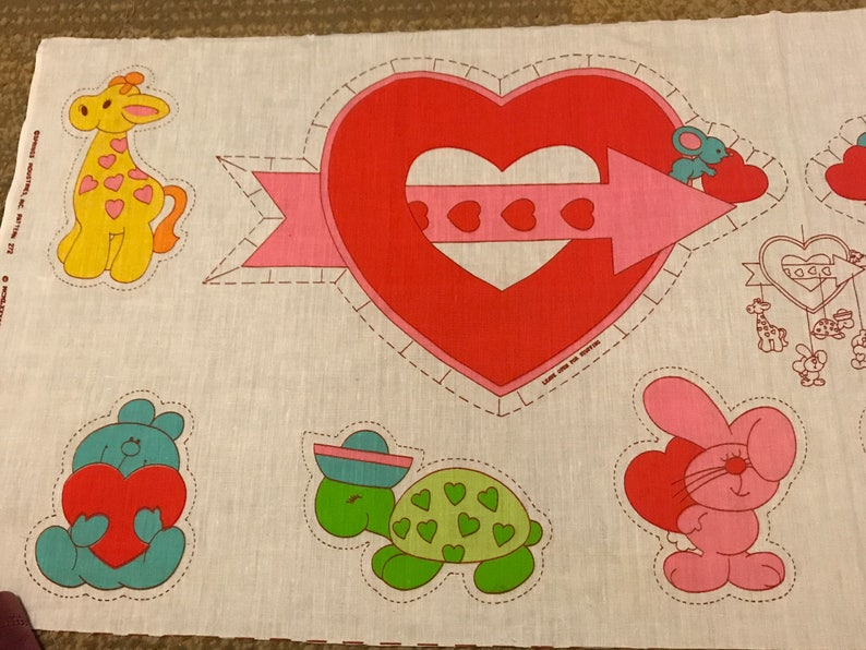 Mobil baby/'s room decor Fabric panel to create mobile Make your own mobile for baby/'s room handmade mobile materials Animals mobile.