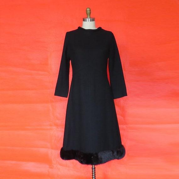 1960s Vintage Bullock's Wilshire Dress