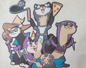 TOTE BAG // Ferret Squad