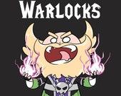 SHIRT // Warlock Class