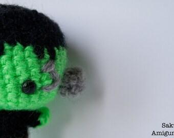 Frankenstein Amigurumi Kawaii