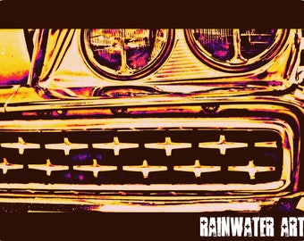 Cross Grilled By C Rainwater. Digital Download