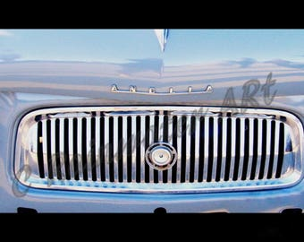 Ford Anglia Grill Photograph By C  Rainwater