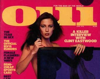 Oui Vol 7 N 6 June 1978 Excellent Condition Mature