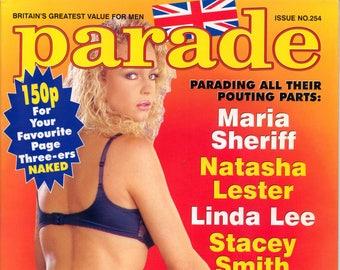 Parade Magazine #254 1997 Excellent condition Uk Magazine