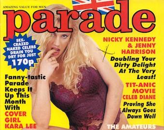 Parade Magazine #268 1998 Excellent condition Uk Magazine