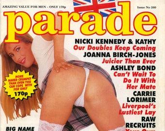 Parade Magazine #260 1997 Very Good condition Uk Magazine