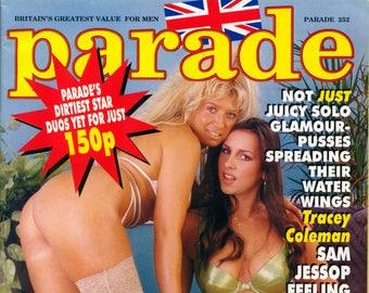 Parade Magazine #252 1997 Very Good condition Uk Magazine