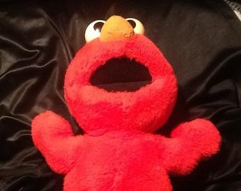 Original Tickle Me Elmo Plush without electronic box GOOD Sesame Street Tyco 1995