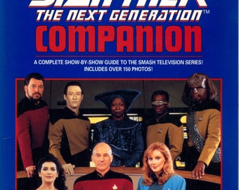 The Star Trek The Next Generation Compendium TPB SC VG Reference