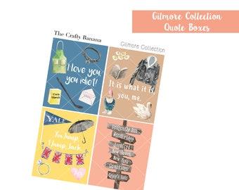 In Omnia Paratus - Gilmore Collection - Gilmore Girls - 1 Sheet