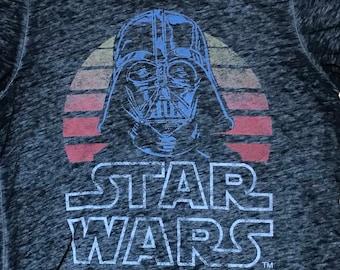 Darth Vader Star Wars thin tunic T-shirt size Medium