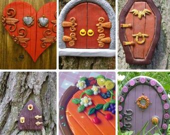 Custom Made Fairy Door