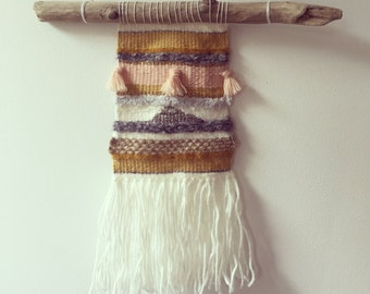 Wall weaving / size S/Sur measurement
