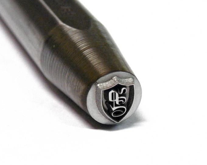 Custom DESIGN or LOGO steel stamp - punch