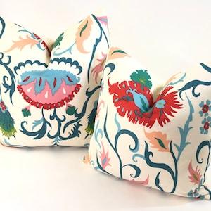 Custom Made Reversible Pink /& Green High End Designer Vintage Valance