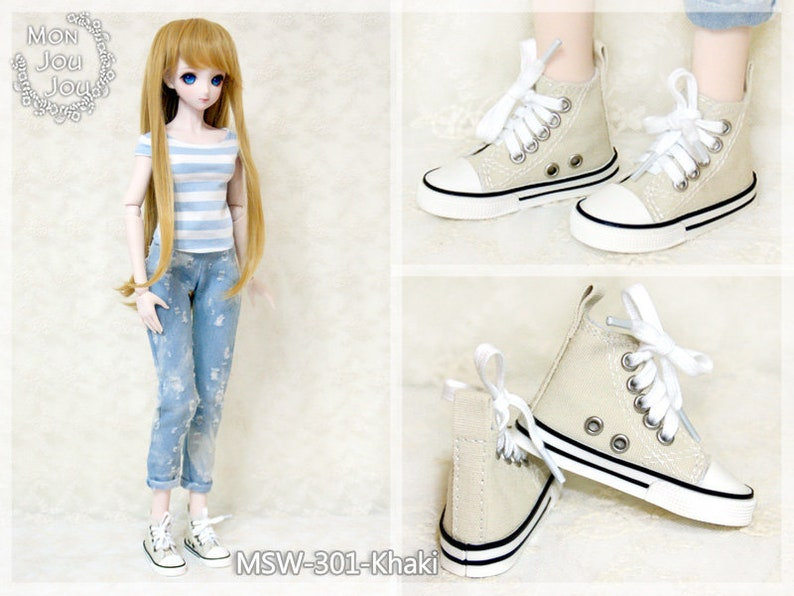 c097e3872659a for 1/3 BJD dolls~ Sneakers (Various styles) - 10SD / DD / Smart doll