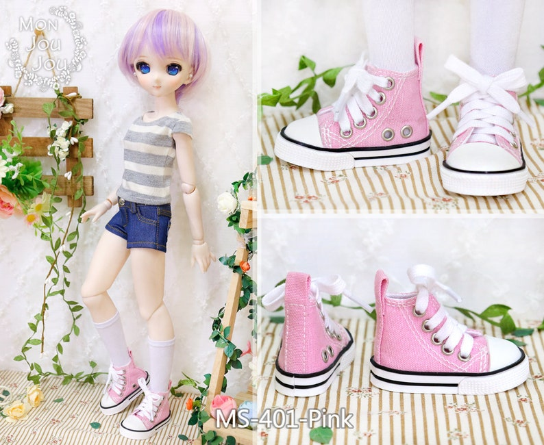 0466ca3106a0c for 1/4 BJD dolls~ Sneakers (Various styles) - MSD/MDD