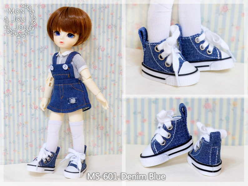 ec689a04dab1c for 1/6 BJD dolls~ Sneakers (Various styles) - yoSD