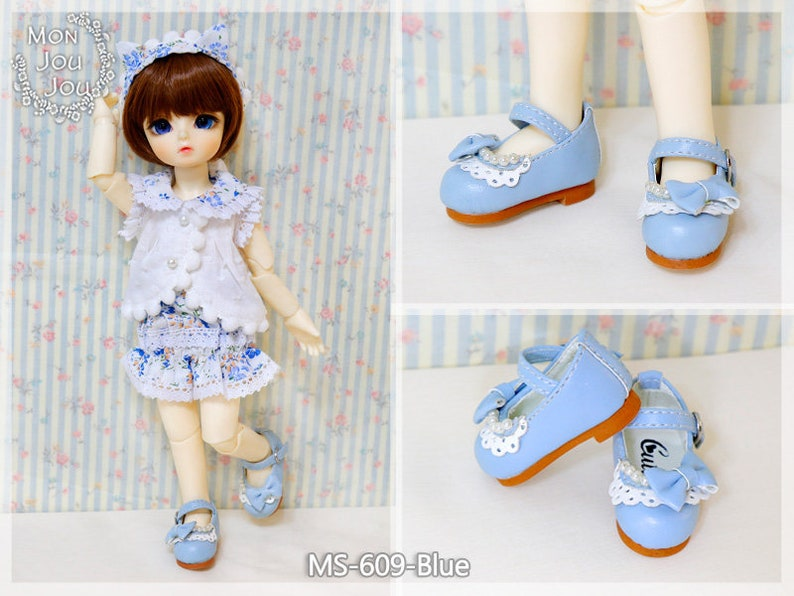 3d72a09ba9db8 for 1/6 BJD dolls ~ Shoes (Various styles) - yoSD