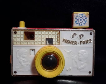 1967 Fisher Price Picture Story Camera 784 Made in Canada