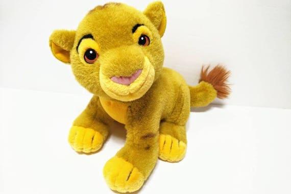 SEKIGUCHI Disney Plush doll The Lion King Simba