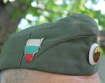 8ffed9a3982 Vintage Soldier Cap