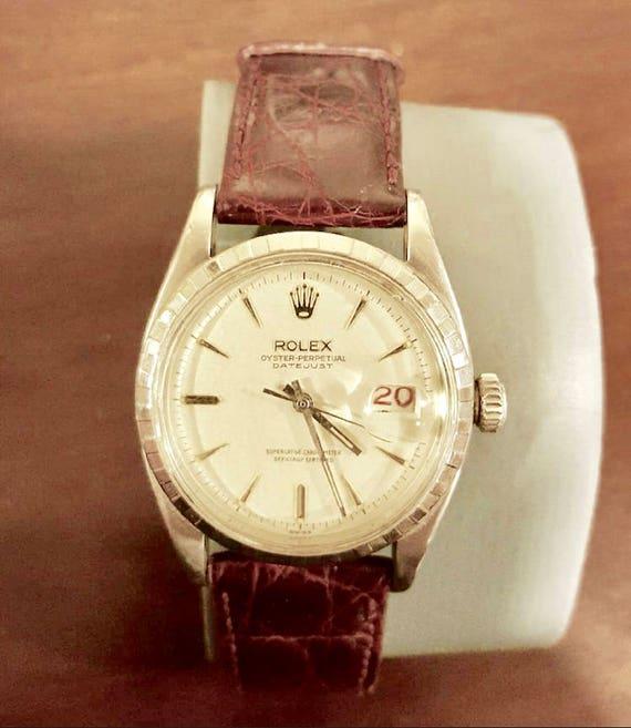 Rolex Watch, 1946 Rolex, Authentic Rolex, Oyster P