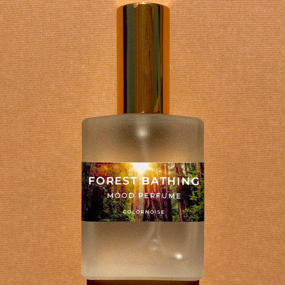 FOREST BATHING. Mood Perfume