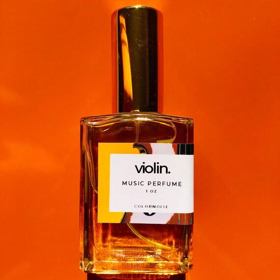 VIOLIN. Music Perfume