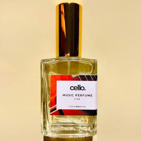 CELLO. Music Perfume