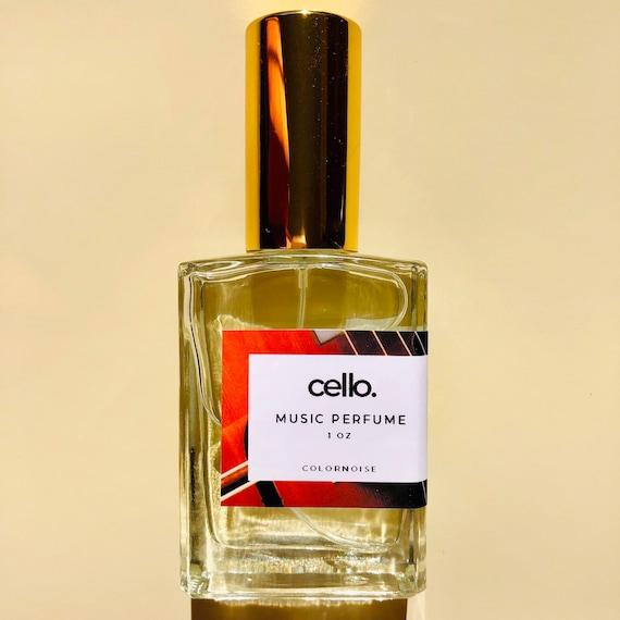CELLO. Music Perfume