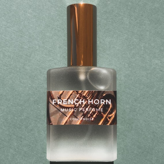 FRENCH HORN. Music Perfume