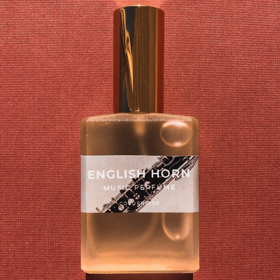 ENGLISH HORN. Music Perfume