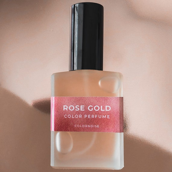 ROSE GOLD. Color Perfume