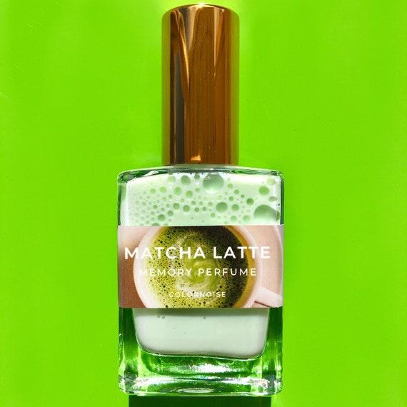 MATCHA LATTE. Memory Perfume