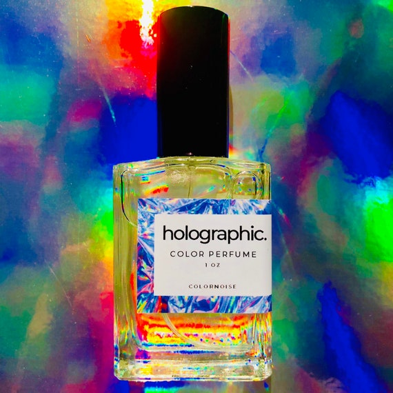 HOLOGRAPHIC. Color Perfume