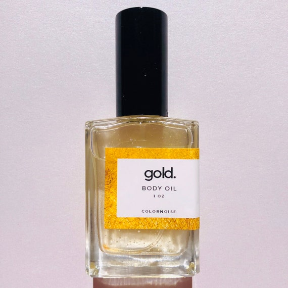 GOLD. Body Oil